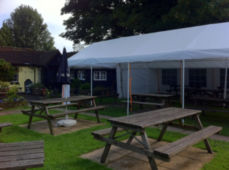 The Harrow Beer Garden
